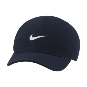 Gorras de Tenis Nike Court Advantage Gorra  Obsidian CQ9332451