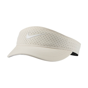 Tennis Hats and Visors Nike Court Advantage Visor  Guava Ice/White CQ9334838