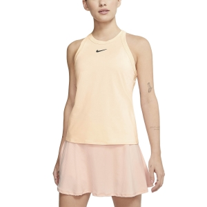 Top de Tenis Mujer Nike Court DriFIT Top  Guava Ice/Black AT8983838