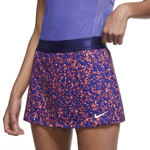 Faldas y Shorts Nike Court DriFIT Graphic Falda  Regency Purple/White CK8216590