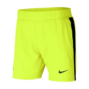Men's Tennis Shorts Nike Court DriFIT Rafa 7in Shorts  Volt/Black AT4315702