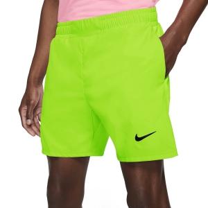 Men's Tennis Shorts Nike Court DriFIT Rafa 7in Shorts  Volt/Black AT4315702