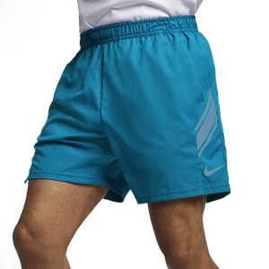 Men's Tennis Shorts Nike Court Dry 7in Shorts  Neo Turquoise 939273425