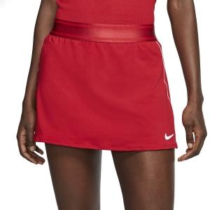 Faldas y Shorts Nike Court Dry Falda  Gym Red/White 939320687