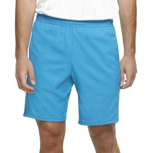 Pantalones Cortos Tenis Hombre Nike Court Dry 9in Shorts  Neo Turquoise 939265425