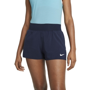 Faldas y Shorts Nike Court Flex Victory 2in Shorts  Obsidian/White CV4817451