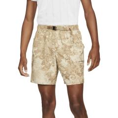 Nike Court Flex Slam 7in Shorts - Parachute Beige/White