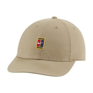 Tennis Hats and Visors Nike Court Heritage 86 Cap  Parachute Beige 852184297