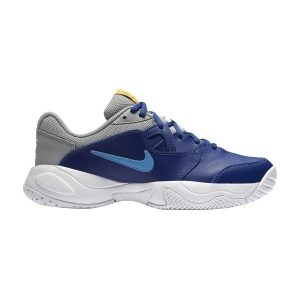 Junior Tennis Shoes Nike Court Lite 2 Boy  Deep Royal Blue/Coast/Light Smoke Grey CD0440401