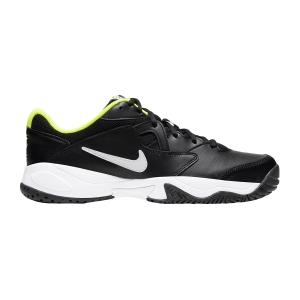 Calzado Tenis Hombre Nike Court Lite 2 HC  Black/White/Volt AR8836009