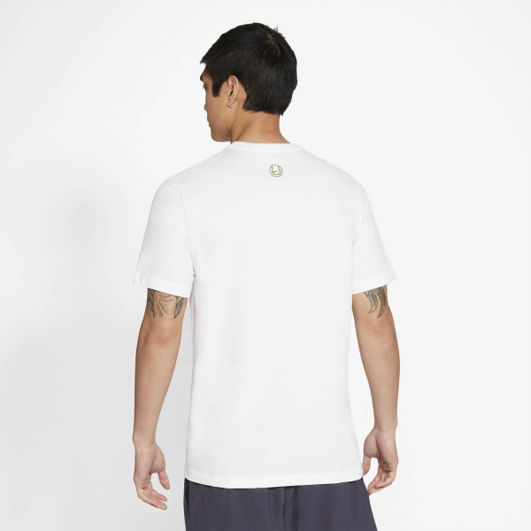 Nike Court Slam T-Shirt - White