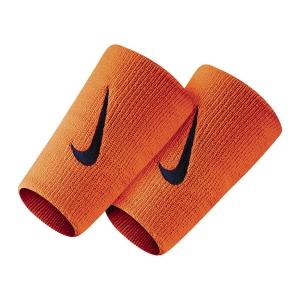 Muñequeras Tenis Nike Premier DoubleWide Munequeras  Team Orange/College Navy N.000.1586.804.OS