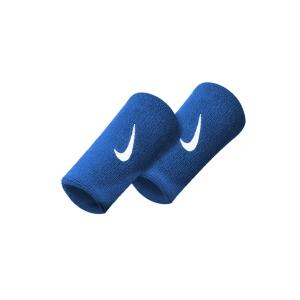Muñequeras Tenis Nike Premier DoubleWide Munequeras  Blue/White N.NN.51.470.OS