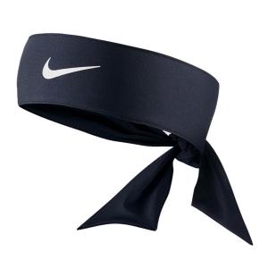 Bandas Tenis Nike DriFIT Tie 3.0 Banda  Midnight Navy/White N.000.3706.416.OS