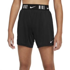 Faldas y Shorts Girl Nike DriFIT Trophy 6in Shorts Nina  Black/White DA1099010
