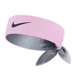 Tennis Headbands Nike Dry Headband  Beyond Pink/Black N.000.3204.684.OS