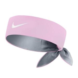 Tennis Headbands Nike Dry Headband  Beyond Pink/White N.000.3204.685.OS