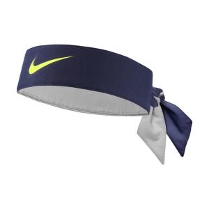 Bandas Tenis Nike Dry Banda  Blackened Blue/Ghost Green N.000.3204.469.OS