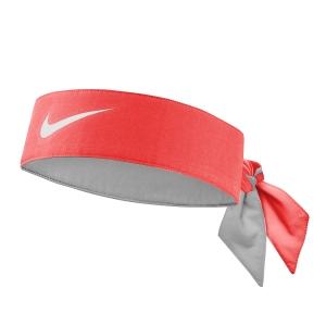 Bandas Tenis Nike Dry Banda  Laser Crimson/White N.000.3204.672.OS
