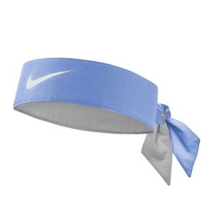 Tennis Headbands Nike Dry Headband  Royal Pulse/White N.000.3204.482.OS