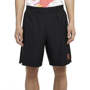 Men's Tennis Shorts Nike Flex Ace 9in Shorts  Black CK9777010