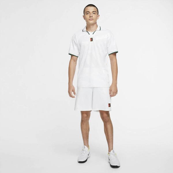 Nike Flex Ace 9in Shorts - White