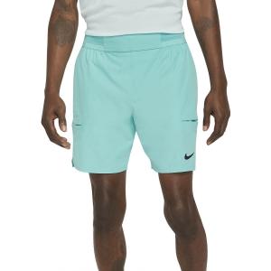 Men's Tennis Shorts Nike Flex Advantage 7in Shorts  Copa/Black CV5046482