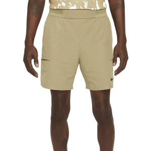 Men's Tennis Shorts Nike Flex Advantage 7in Shorts  Parachute Beige/Black CV5046297