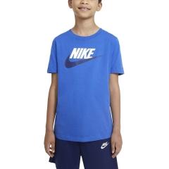Nike Futura Icon Camiseta Niño - Game Royal