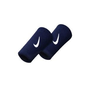 Muñequeras Tenis Nike Premier DoubleWide Munequeras  Navy/White N.NN.51.401.OS