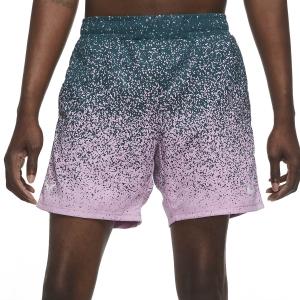 Pantalones Cortos Tenis Hombre Nike Rafa 7in Shorts  Dark Atomic Teal/White CK9783300