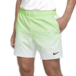 Men's Tennis Shorts Nike Rafa 7in Shorts  Green Strike/Black CK9783398