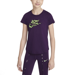 Top y Camisetas Niña Nike Scoop Sportswear Camiseta Nina  Grand Purple DC7347525