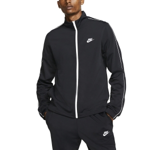 Men's Tennis Suit Nike Sportswear Basic Bodysuit  Black/White BV3034010