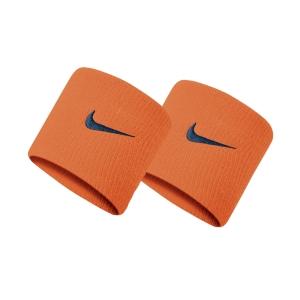 Polsini Tennis Nike Swoosh Polsini  Orange/College Navy N.000.1565.804.OS