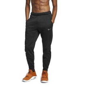 Men's Tennis Pants and Tights Nike Tapered Training Pants  Black/Metallic Hematite 932255010