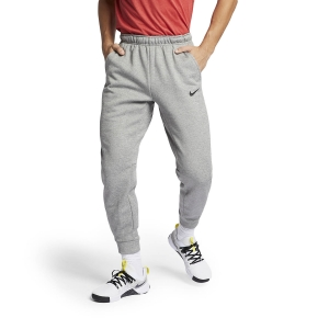 Pantaloni e Tights Tennis Uomo Nike Tapered Training Pantaloni  Dark Grey Heather/Black 932255063