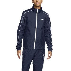 Men's Tennis Suit Nike Sportswear Basic Bodysuit  Midnight Navy/White BV3030410