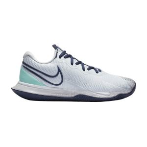 Scarpe Tennis Donna Nike Air Zoom Vapor Cage 4 Clay  Football Grey/Midnight Navy CD0432010