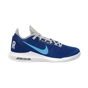Scarpe Tennis Uomo Nike Air Max Wildcard Clay  Deep Royal Blue/Coast/White AO7350403