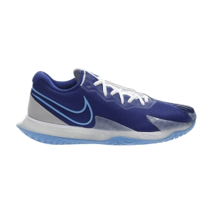 Scarpe Tennis Uomo Nike Air Zoom Vapor Cage 4 HC  Deep Royal Blue/Coast/White CD0424400