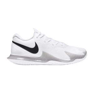 Scarpe Tennis Uomo Nike Air Zoom Vapor Cage 4 HC  White/Black/Grey Fog CD0424107