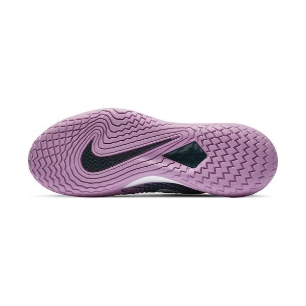 Nike Air Zoom Vapor Cage 4 HC - Dark Atomic Teal/White/Beyond Pink