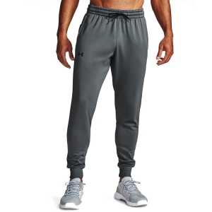 Pantalones y Tights Tenis Hombre Under Armour Jogger Pantalones  Pitch Grey/Black 13571230012