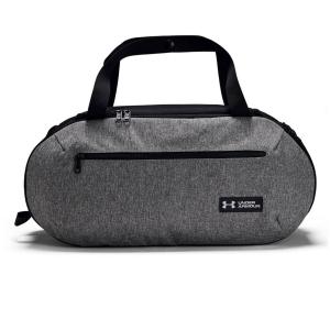 Under Armour Tennis Bag Under Armour Roland Medium Duffle  Graphite Medium Heather/Black/White 13500920041