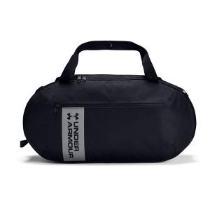 Tennis Bag Under Armour Roland Medium Duffle  Black/Steel 13500920005
