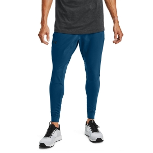 Men's Tennis Pants and Tights Under Armour Hybrid Storm Pants  Graphite Blue/Black 13520290581