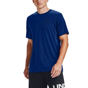 Camisetas de Tenis Hombre Under Armour Training Vent Camiseta  Royal/Black 13567850400