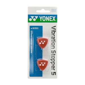 Antivibrador Yonex Vibration Stopper 5 Antivibradores  Black/Red AC165EXRN