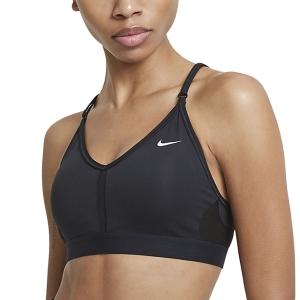 Woman Tennis Underwear Nike Indy Logo Sports Bra  Black/White CZ4456010